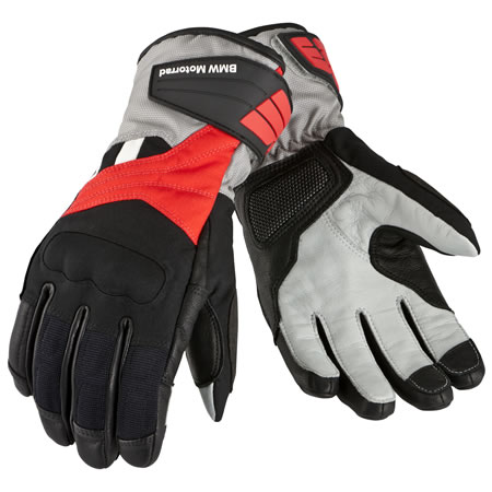 Black/Red/Anthracite GS Dry Gloves