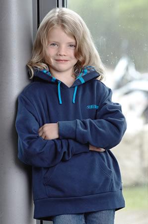 Kids - BMW GS Hooded Pullover Sweatshirt - 76638541636