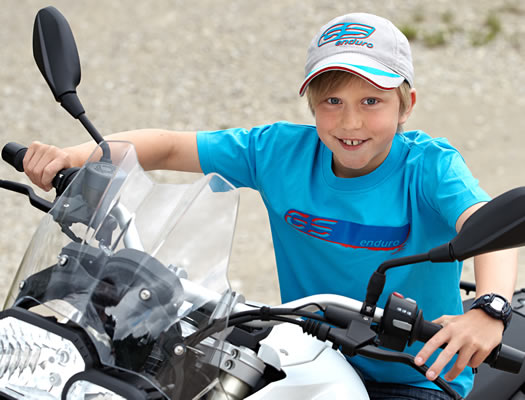 Kids - BMW GS T-Shirt - 76638541972