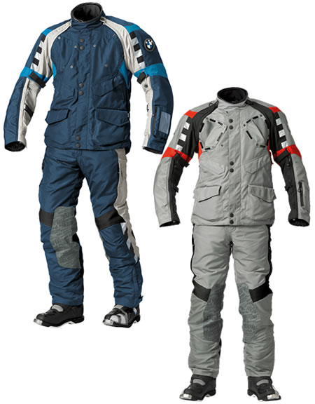 BMW Rallye Enduro Motorcycle Grey Trousers # EU60 / UK42