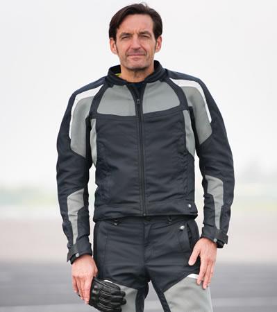 Jacket - AirFlow Jacket - Black - Mens - by BMW - 76118546896
