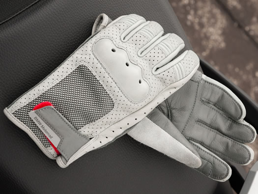 Glove - AirFlow Gloves - Grey - by BMW - 76218547650