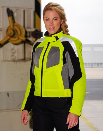 Jacket - AirShell Jacket - Womens - by BMW - 76148547233