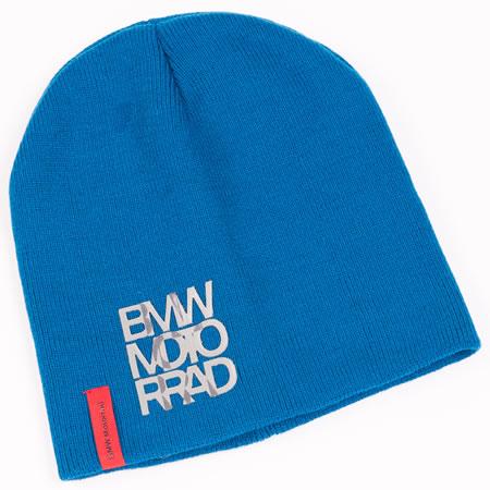 Hat - BMW Motorrad Logo Knit Cap - by BMW - 76618547301