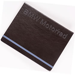BMW Logo Notebook.