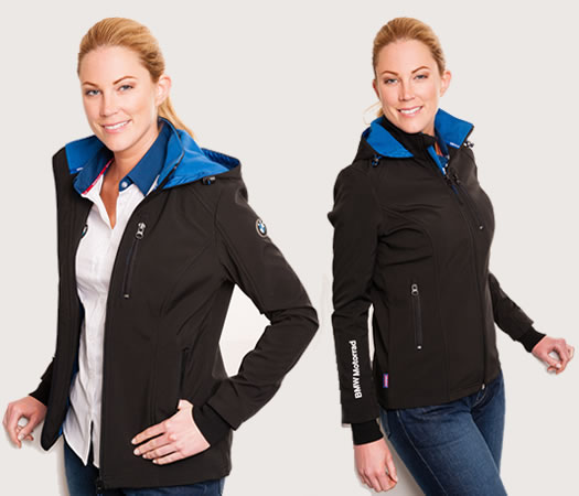 Jacket - BMW Logo Womens Softshell - by BMW - 76618547522