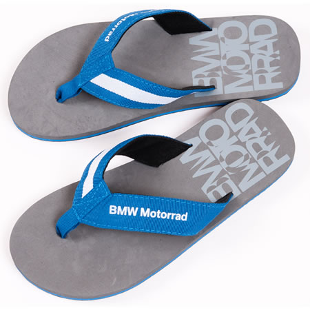 Flip-Flops - BMW Motorrad Logo Beach Sandals - by BMW - 76618547626