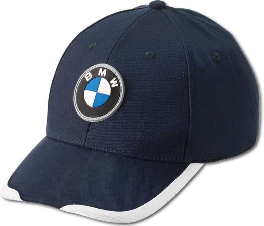 Hat - BMW Motorrad Logo Cap - by BMW - 76618547983
