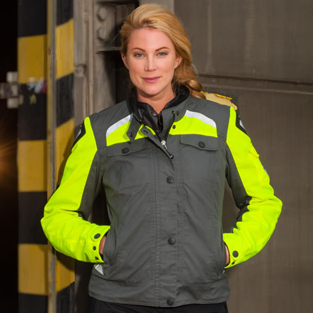 Jacket - Neon Shell Jacket - Womens - by BMW - 76148547218