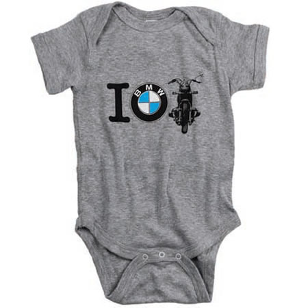 "Childrens ""I Love Bikes"" Onsie - by BMW - 72602414093"