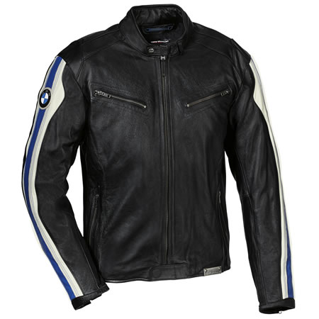 Club Leather Jacket - Mens - by BMW - 76128553491