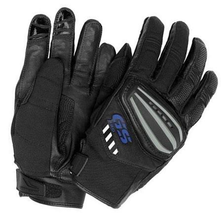 Glove - Rallye Gloves - Black/Anthracite - by BMW - 76218541206