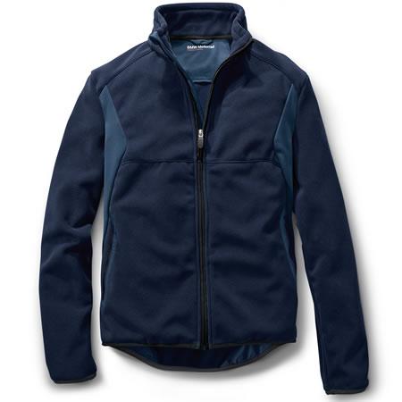 "Jacket - Mens ""Ride"" Fleece Jacket - by BMW - 76238561014"