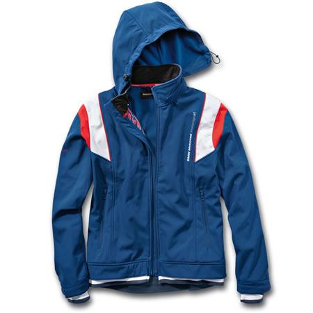 Jacket - Unisex Motorsport Softshell Jacket - by BMW - 76628560924