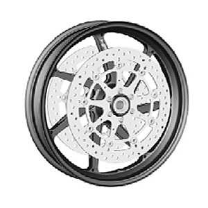 Wheel - HP Forged Wheel - Front - BMW S1000XR - by BMW - 77218555035