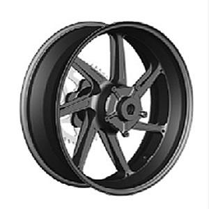 Wheel - HP Forged Wheel - Rear - BMW S1000XR - by BMW - 77218555036