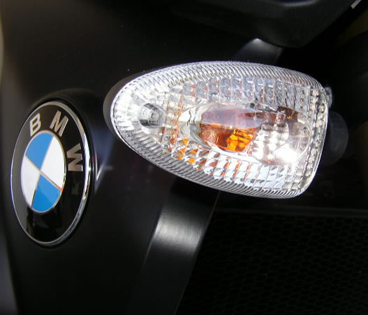 Turn Signals (Clear) - Various BMW - by BMW - 63137680834