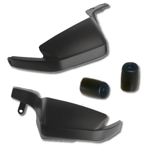 Hand Guards - With Bar End Weights - BMW F650 F650GS F650GS Dakar
