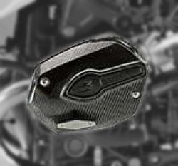 Carbon Fiber Valve Cover - Left - by BMW - 71607709405