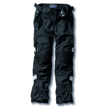 Image of pants in Black/Silver.