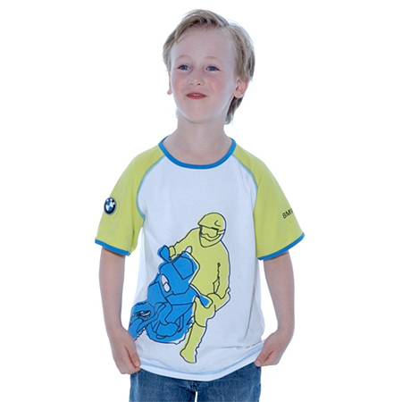 Kids - BMW Enduro T-shirt - 76637722535