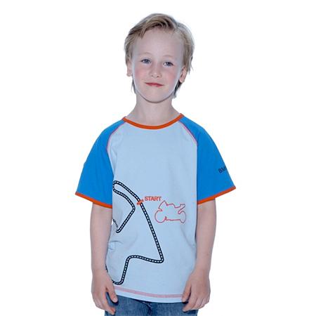 Kids - BMW Sport T-shirt - 76637722545
