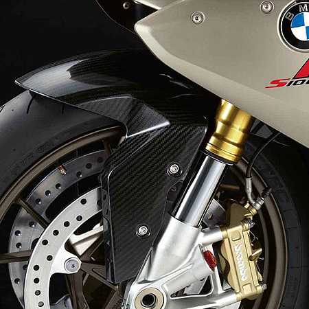 Carbon Fiber - HP Front Mudguard - S1000R - by BMW Motorcycles - 77318549539