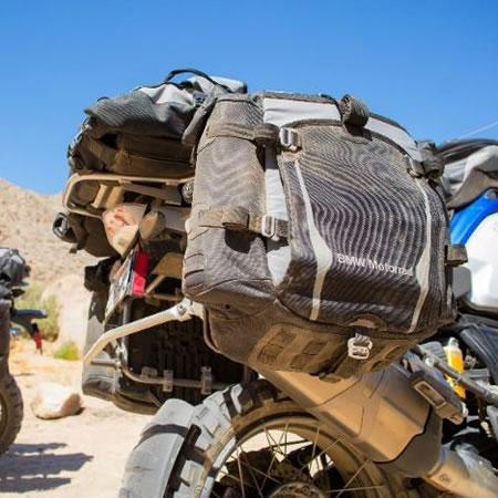 Saddlebags - Atacama Adventure Soft Side Pannier Kit - by BMW - 71602412379
