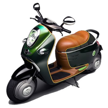 Picture of Mini Concept Scooter