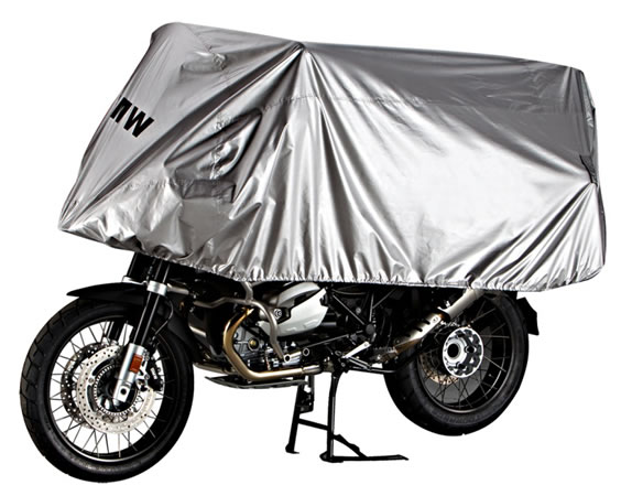 Bike Cover - BMW Motorrad Travel Half Cover - Large - 71602212204