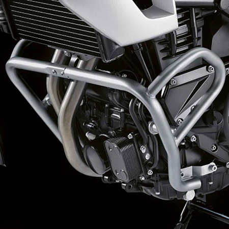 crash bars - engine guards - bmw f800gs motorcycle -bmw | f-series