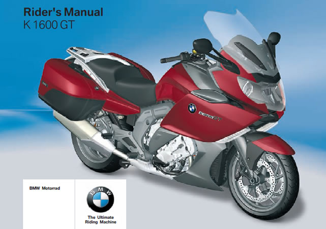 # Free Riders Manual Download - BMW K1600GT
