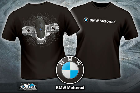 Shirt Bmw Engine Design T Shirt By Excel Sportswear