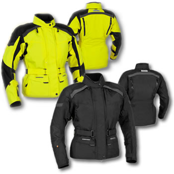Firstgear Kilimanjaro Women's Jacket Colors