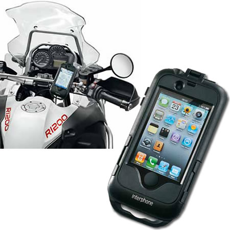 Accessory Mount - iPhone 4/4S - by InterPhone
