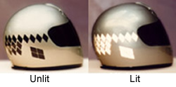 Helmet Reflector Kits