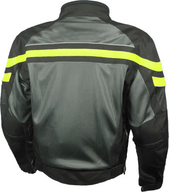 Back view of Renegade jacket.