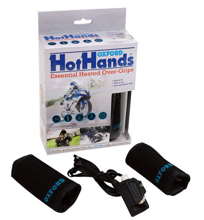 HotHands Essential Heated Overgrips - by Oxford