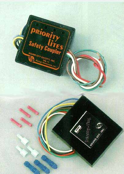 Running Light Kit Turnsignals Priority Plus