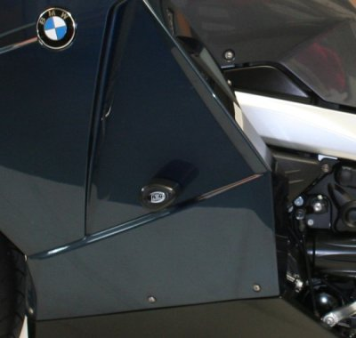 Protection - Aero Style - BMW K1200GT - by R&G Racing