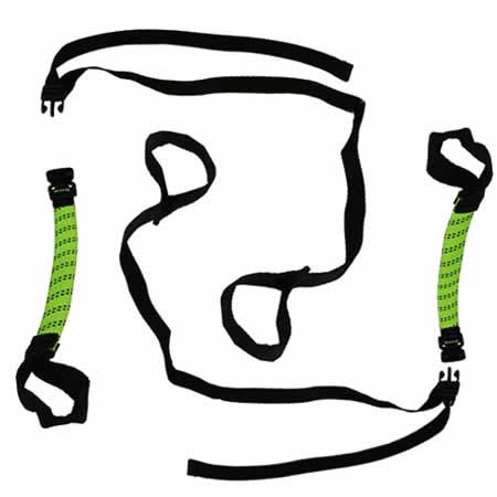 Luggage Straps - ROK Straps Adjustable Pack Straps