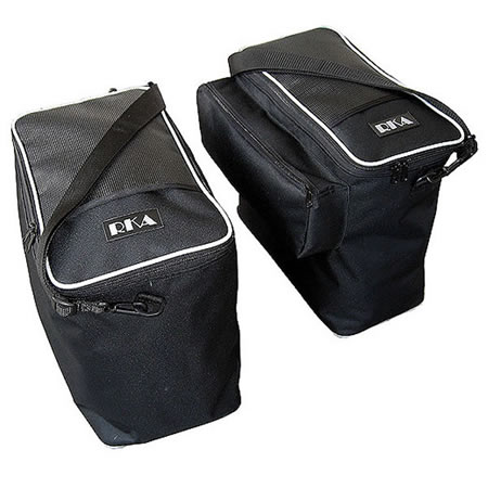 Saddlebag Liners - BMW R1200GS Adventure F800GS - by RKA
