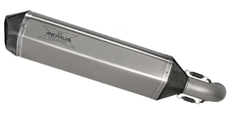images of titanium exhaust