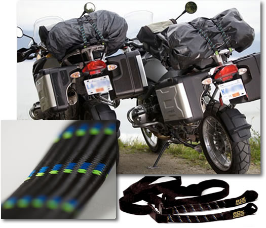 Luggage Straps - Flat Strap Non-Adjustable - by ROK Straps