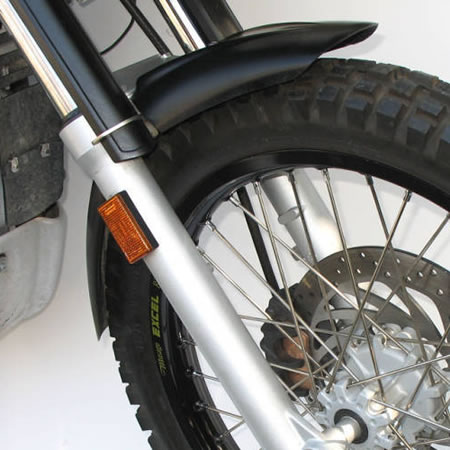 Front Fender - Low - BMW F650GS Single G650GS Sertao - by Touratech