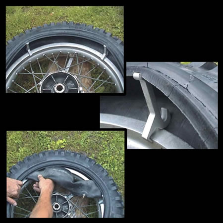 Tire Helper - for Tube-Type Tires - by Touratech
