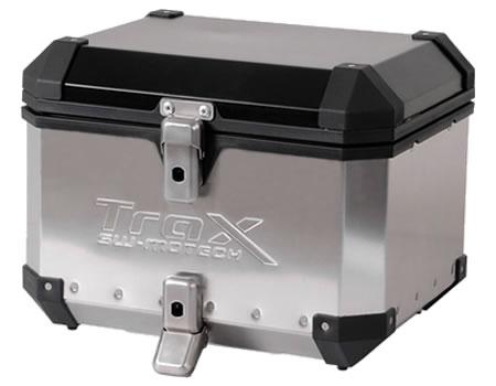 TraX Alu-Box EVO Top Case - by SW-Motech