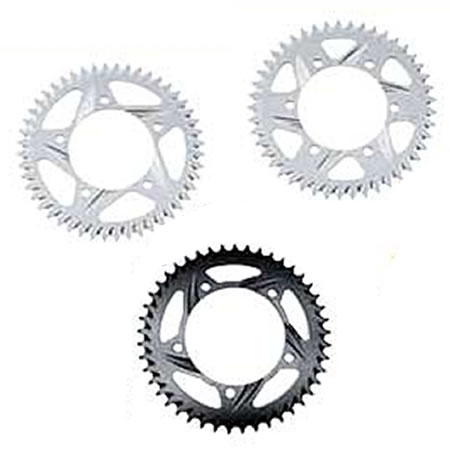 Rear Sprocket - 520 - BMW S1000RR Motorcycle - by Vortex