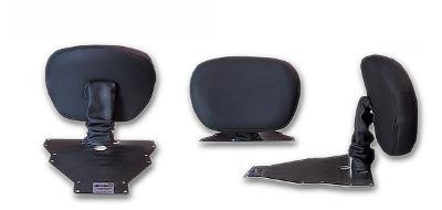 Backrest - Passenger Backrest for BMW R1200GS w/o Topcase - Bakup