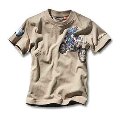 Kids - BMW Jump T-Shirt - 72607702537